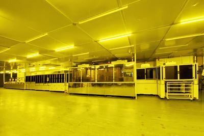 MYP-15汽车车载玻璃丝网印刷全自动生产线