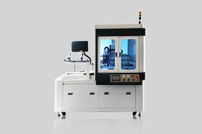 FV45-CCD菲林精密丝网印刷机