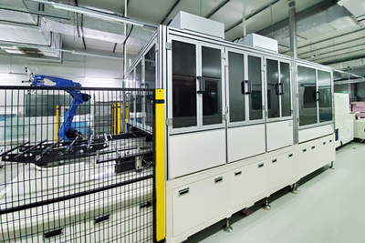 MYP-11蓝膜丝网印刷生产线