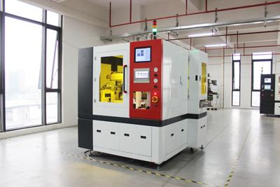 VS47全自动丝网印刷生产线