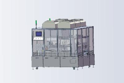 MY-TM-014全自动(双工位)贴合机